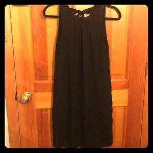 H&M Black Sleeveless  Dress